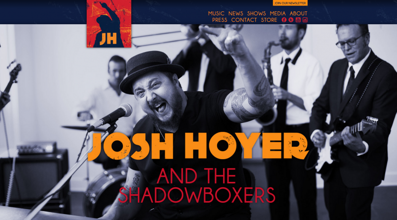 Josh Hoyer and the Shadowboxers